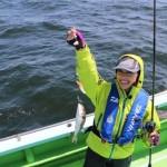 中村アン 釣りに初挑戦「だんだんハマりそう」