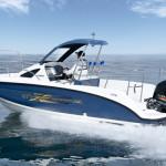 「釣りやすさ」追求、ヤマハの新型フィッシングボート「F.A.S.T.23」