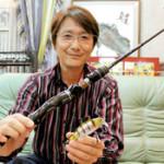 《経済》 新型ルアー開発 浜松のメガバス