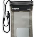 ハピソンから新しいスマホ防水ケースが登場します!計測マーカー付き!