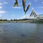 家族で釣りも楽しめる!水のテーマパーク「なかがわ水遊園」
