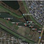 【釣り場】戸田公園〜荒川第一調節池排水門をGSVできないっしょビュー♪