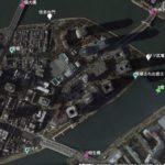 【釣り場】佃公園と石川島公園をビュー♪(中央区佃)
