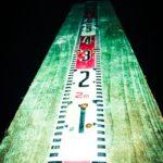 【荒川シーバス2017】トップで今度こそキャッチ!巨大メジャーで計測!?