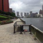 【隅田テクトロ】あの・・・地味すぎるんですけど(築地~亀島川水門)