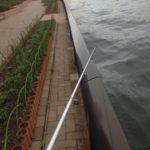 【隅田テクトロ】第2回おっさん散歩。(亀島川水門〜両国橋)