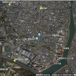 【釣り場】怪魚もいる旧江戸川河口(右岸)をGoogleSVできなっしょビュー♪