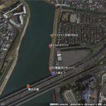 【釣り場】旧江戸川の河口左岸〜見明川合流点!シーバス、クロダイ、ウナギ、ハゼ・・・
