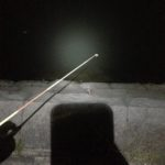 【ハゼ夜釣り(佃公園)】共に眠る。あ?夜釣れないって?証明してやるよ!