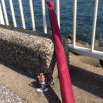 【サヨリ釣り】高洲海浜公園に難所あり…攻略のために買った新竿