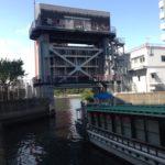 【釣り場(中央区月島・勝ちどき)】月島川を紹介♪緑の散歩道に親水護岸、意外に釣りスポット多し。