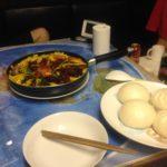 【実食】東京甲殻類パエリアでパーティ開催・・・参加者2人。