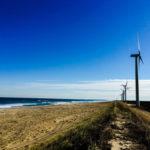 【メバル2017】波崎の風力発電は壮大だった。波崎漁港のメバル釣り。