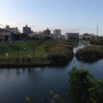 やっと墨田区へ!旧中川の釣り場散策(北十間川〜平井橋)