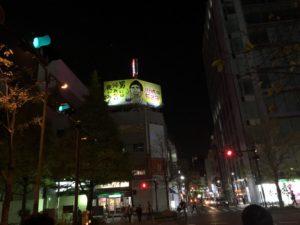 川崎の街中をブラブラ