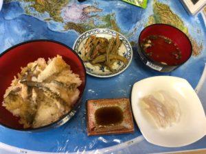 3日間カレイ釣行のご褒美料理