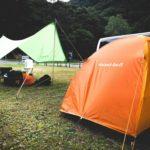 【源流の釣り2018】カブと行く!7月のイワナ源流キャンプ!モンベルのテントを新調したよ♪【1日目】