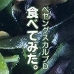 【新橋サラリーマンオヤジ後ろXメン】ペヤングスカルプDをとうとう食べてみた!