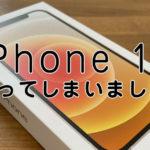 【iPhone 12】釣りの写真が充実しそう♪iPhone 12を買ったよ♪